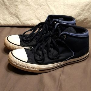 Navy Converse All Star
